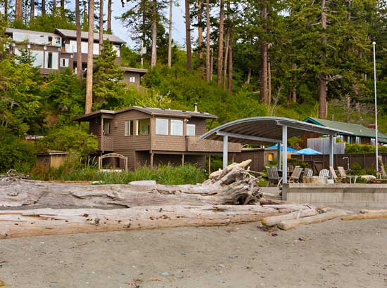 Whidbey Beachfront Property