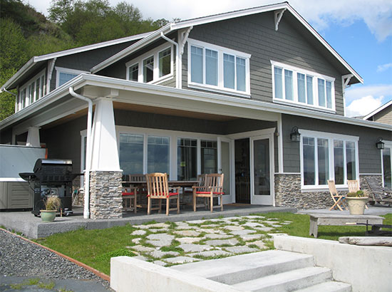 Whidbey Beach Retreat Property